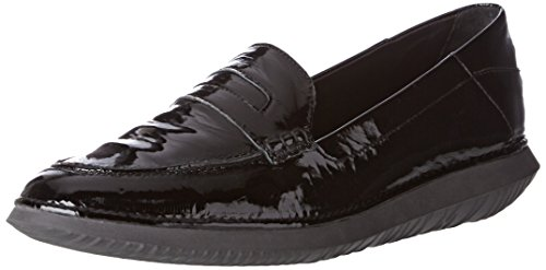 TBS Women's Amellie Loafers Black 96uqqIAhx