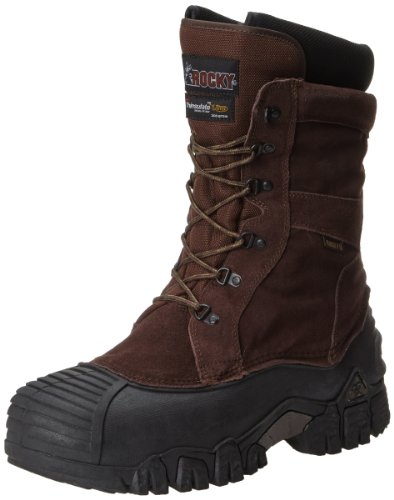 Rocky Men's Japer Trac Men's Hunting Boot - Brown - 13 D(...