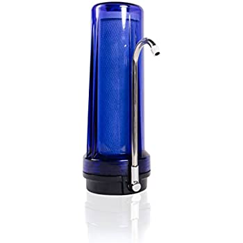 Cobalt Blue APEX MR-1020 Countertop Water Filter