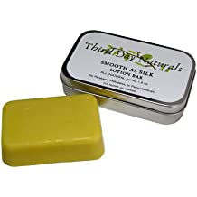 Unscented Smooth as Silk Lotion Bar