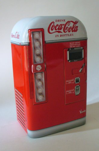 Coca Cola Vending Machine - 4