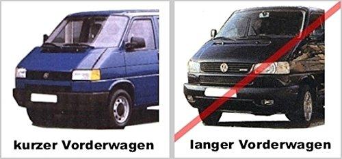 AD Tuning GmbH /& Co Seulement pour v/éhicules avec kurzem vorderwagen Gris KG Clignotant Avant Set