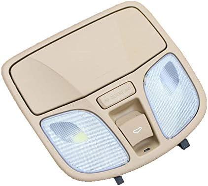 YJDTYM / Ajuste for Hyundai Sonata Ocho Generaciones luz de Techo/lámpara de Lectura/Interruptor del Techo Solar/del Coche Caja de vidrios de Alambre enchufes OEM928103SXXX (Color : White): Amazon.es: Hogar