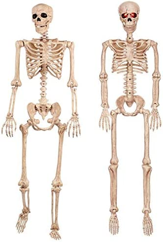 WSJDE - Esqueleto de Esqueleto para Hombre, diseño de Calavera de ...