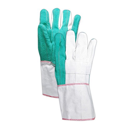 Magid Glove & Safety 499KSGT Heat Beater 31 oz. Hot Mill Gloves with 5