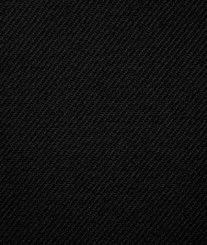Black Gabardine Fabric - by the Yard for sale  Delivered anywhere in USA