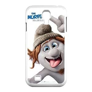 Stevebrown5v the Smurfs Samsung Galaxy S4 Cases the Smurfs 2 Movie Poster for Boys, Samsung Galaxy S4 Case Luxury for Boys [White]