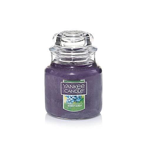 (Yankee Candle Vineyard Small Jar )