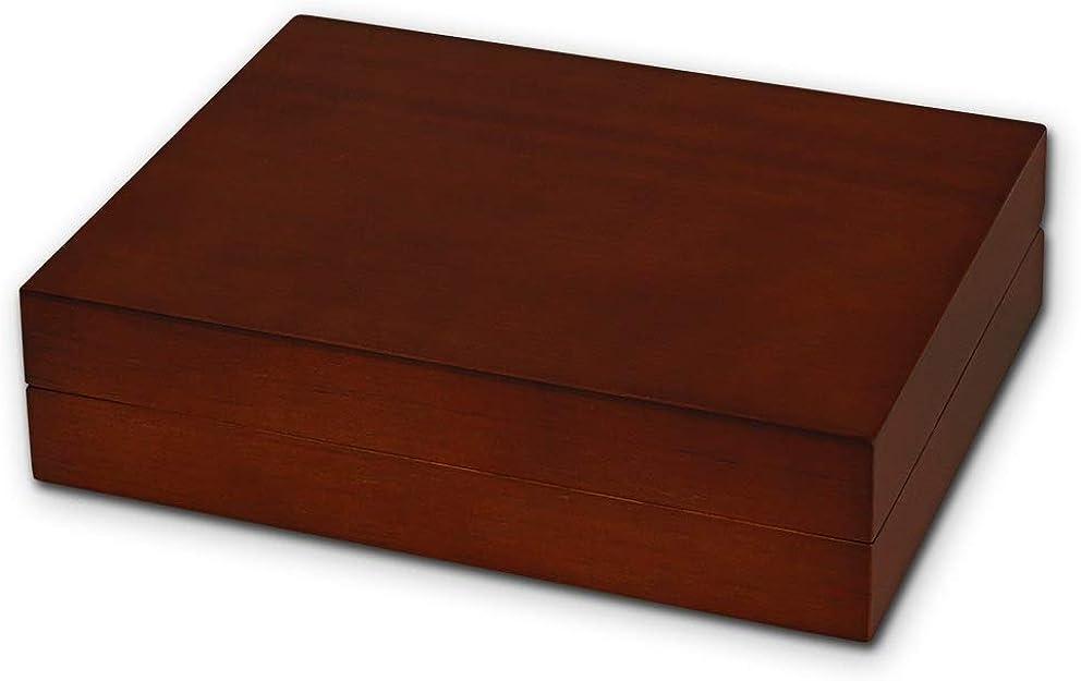 Charms SilberDream y abalorios joyas caja de madera de roble joyas ...