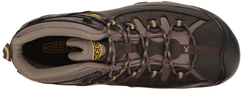 Targhee Black Shoe Olive Yellow Wide II KEEN Men's Mid Hiking 5TqHFRx