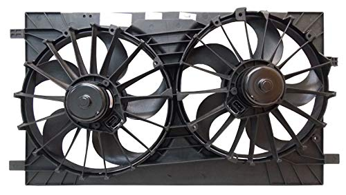 Automotive Cooling Brand Radiator And Condenser Fan For Jeep Compass Dodge Caliber CH3115152 100% Tested