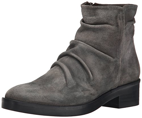Coclico Women's Rail Boot, Suede Anthracite, 38 EU/7.5-8 N US