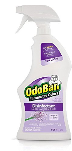OdoBan 32 OZ Ready-to-Use Lavender Disinfectant Fabric and Air Freshener