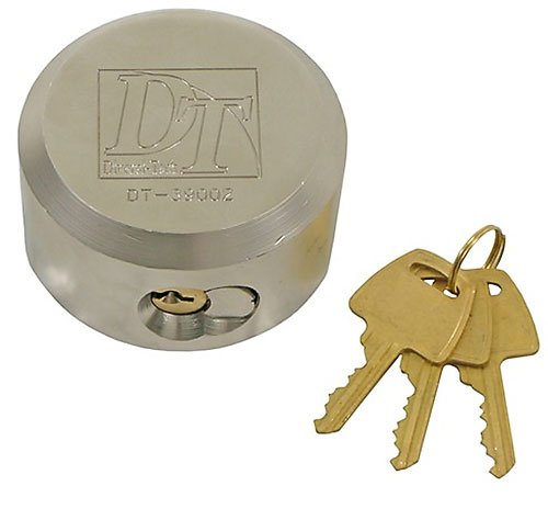 Diversi-Tech DT-39002 Hasp and Latch Puck Type Lock