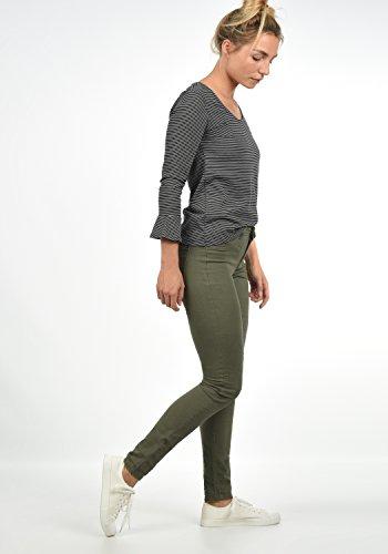fit Jeans Donna Jacqueline Yong Da Grape Pantaloni Lara By De nbsp; Elasticizzato Only nbsp; Skinny Leaf Denim XqXwz6rZ