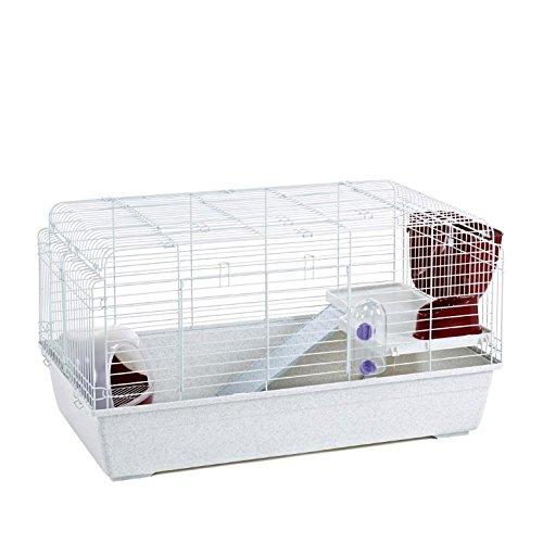 Little Friends Paris 100 indoor coniglio gabbia con accessori 100 cm