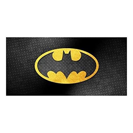 Batman Time is Now- Beach Towel- 28 in x 58in Frano Manufacturing 5854050