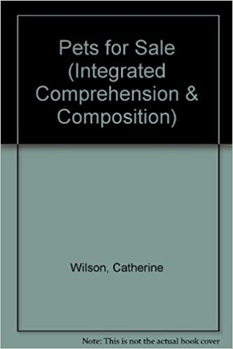 Book Pets for Sale (Integrated Comprehension & Composition) by Wilson Catherine (1972-01-01)
