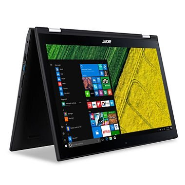 Acer 2-in-1 Touchscreen Convertible 15.6″ Full HD IPS Notebook, Intel Core i3-7100U Processor, 6GB Memory, 1TB Hard Drive, Windows 10 Home