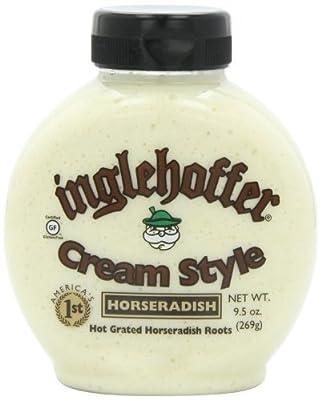 Inglehoffer Horseradish Sqz Cream, 9.5 Oz