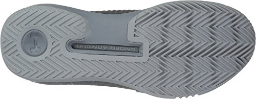 Scarpe Uomo Armour Drive da Low Graphite Steel UA 4 Under Basket FXqA8ZTTn
