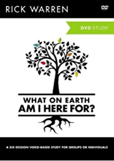Amazon. Com: the purpose driven life dvd study: rick warren: movies.