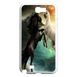 Unicorn Customized Case for Samsung Galaxy Note 2 N7100, New Printed Unicorn Case