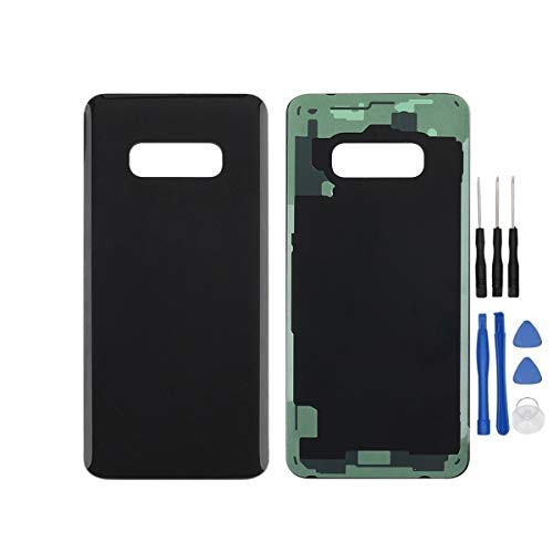 Door Cover Housing - HYYT Replacement for Samsung Galaxy S10e SM-G970F/DS SM-G970U SM-G970W 5.8