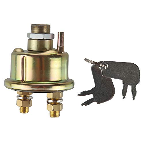 MIDIYA 7N0718 7H7290 Caterpillar Disconnect Ignition Starter Key Switch And Heavy Equipment by MIDIYA