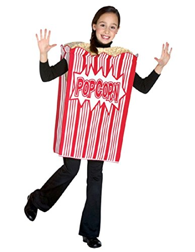 Movie Night Popcorn Child Costume (As Shown;Medium) for $<!--$24.49-->