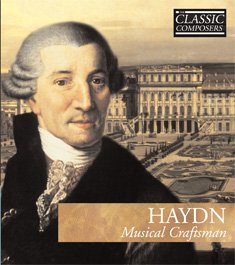 Price comparison product image Classic Composers Haydn Musical Craftsman Hardcover and Audio CD