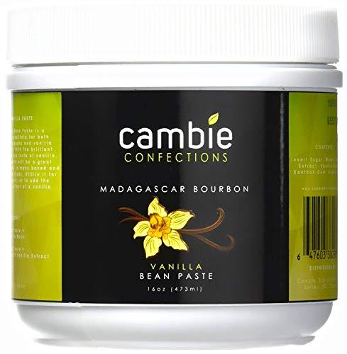 Cambie Confections Madagascar Bourbon Vanilla Bean Paste, 16 oz by Cambie Confections (Image #6)