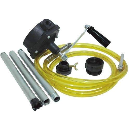 Gas Patio Caddie - JohnDow Fuel Chief JDI-RP12-KIT Universal Two-Way Rotary Pump Kit With 10-Foot Hose