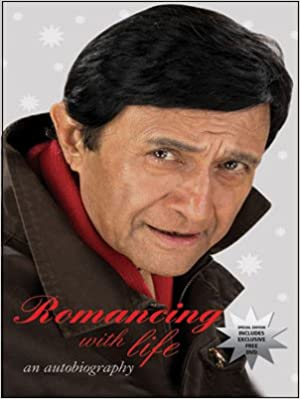 Dev Anand Book Romancing With Life