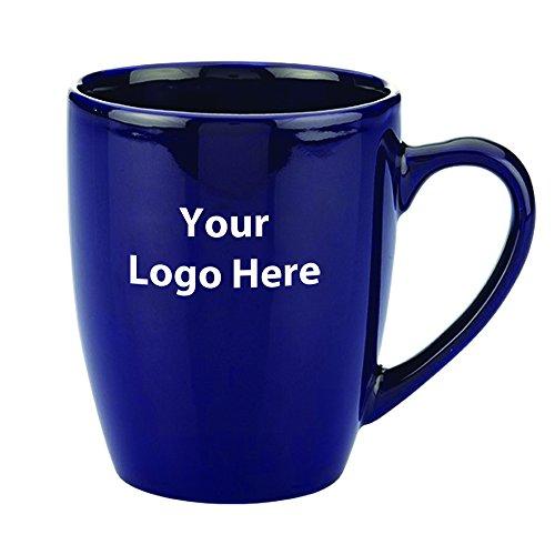 12 Oz. Contemporary Challenger Cafe Ceramic Mug - 72 Quantity - 3.70 Each - PROMOTIONAL PRODUCT/BULK/BRANDED with YOUR LOGO/CUSTOMIZED (Mugs Promotional Ceramic)