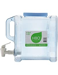 H8O Polycarbonate Portable Refrigerator Bottle with Valve