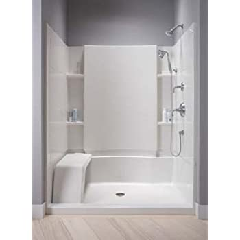 Bon Sterling Plumbing 72280103 0 Accord Seated 36 Inch X 48 Inch X 74