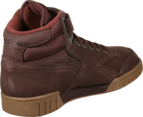 Hi Plus 41 Couleur Pointure 0 BS6188 Burnt LG Bordeaux Exofit Marron Reebok Sieanna 5fxPFqECw