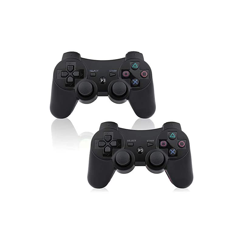 PS3 Wireless Controller 2 Pack Sixaxis D