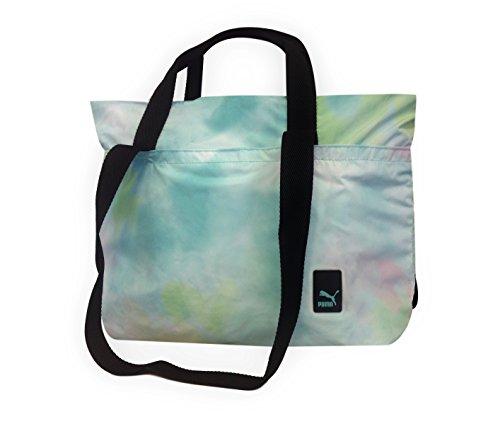 Puma - Women's Prime Large Shopper Bag - Aruba Blue Blend Puma Blue Handbag