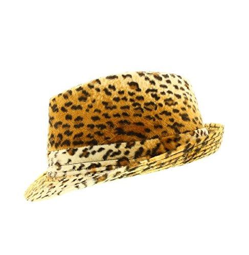 Milano - Trilby léopard