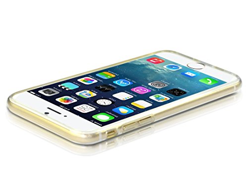 VPOWER® iPhone 6 Plus / 6S Plus TPU Silikon Hülle Case Cover Schutzhülle transparent