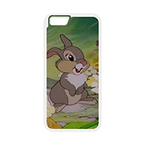 iphone6 4.7 inch Phone Case White Disney Bambi Character Thumper ESTY7817766