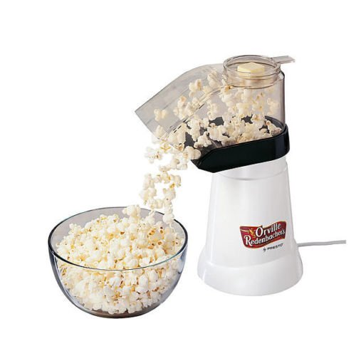 Presto 04820 Poplite Hot Air Popcorn Popper Movie Theatre Style Electric NEW for $<!--$46.15-->