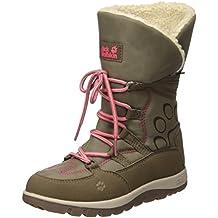 Jack Wolfskin Kids' Rhode Island Texapore High G Snow Boot
