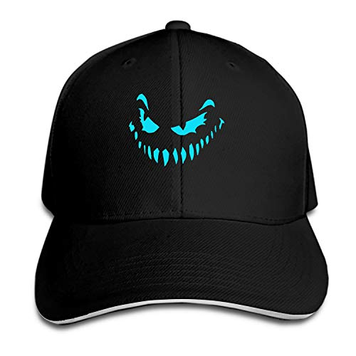 EIGTU Halloween Trucker 4 Baseball Cap Dad Hat Low Profile Adjustable for Men Women]()
