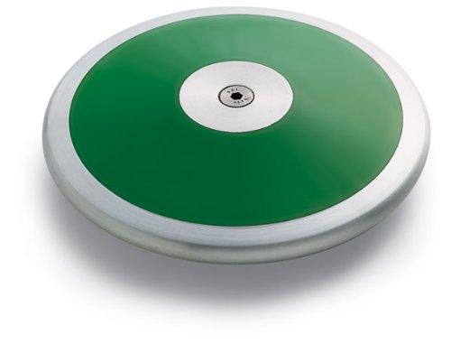 Gill Athletics Gill Essentials Discus, 2kg, Green
