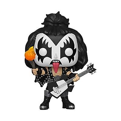Funko Pop! Rocks: Kiss - The Demon: Toys & Games
