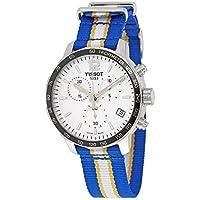 Tissot Quickster Golden State Warriors Chronograph Men's Watch