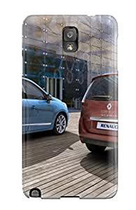Galaxy Cover Case - Renault Scenic 15 Protective Case Compatibel With Galaxy Note 3